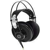 AKG Quincy Jones Signature Reference Class Premium Headphone [Q-701] - Black - Headphone Full Size